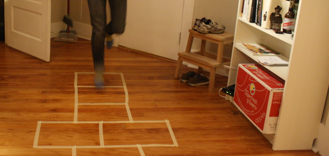 Hopscotch @ home by Dingbatter (CC BY-ND 2.0)