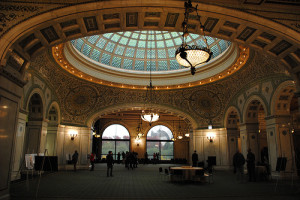 Chicago Cultural center by Leandro's World Tour (CC BY 2.0)