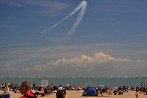 CHICAGO AIR AND WATER SHOW by shock264 (CC BY 2.0)