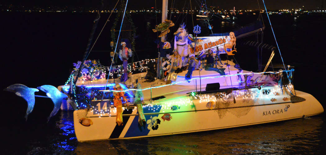 2012 San Diego Bay Parade of Lights by Port of San Diego (CC BY 2.0)