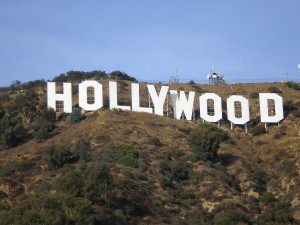 Hollywood Sign by Oreos via CC-BY-SA-3.0