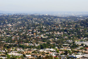 Views of Silverlake and Los Feliz after moving to LA