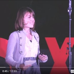 Claire Wineland Tedx Talk - October 2011