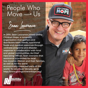 PWMU: Sean Lawrence of Giving Children Hope