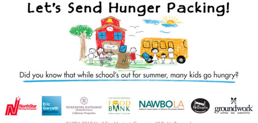 Lets Send Hunger Packing!