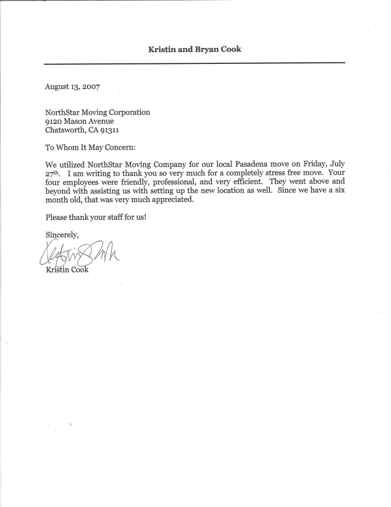 Recommendation letter archives page 4 of 13 kristin cook expocarfo Image collections