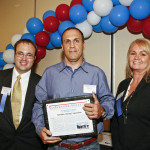 At the San Fernando Valley Business Journal's Best Places to Work Awards. Photo by David Sprague