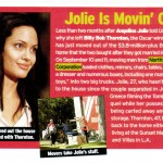 Angelina Jolie US weekly