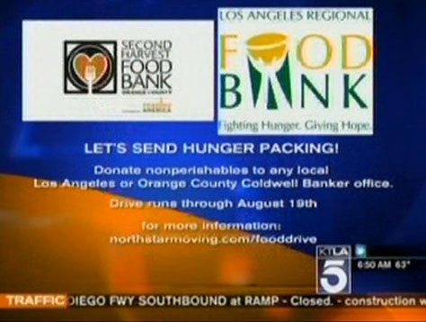 Let's Send Hunger Packing
