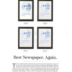 The Los Angeles Business Journal issue that features the 2013 list of Largest Women Owned Businesses.