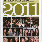 Cover of the article about Women Making a Difference in the Los Angeles Business Journal.