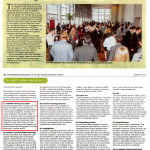 Article from the Los Angeles Business Journal about the best places to work award.