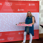 Laura McHolm nominated at the Women's Council by Los Angeles Business Journal
