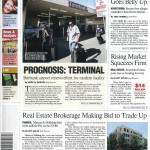 Cover of October 14-27, 2013 issue San Fernando Valley Business Journal