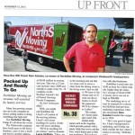 The San Fernando Valley Business Journal, page 3 of the November 12-25 issue