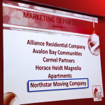 List of Nominees for Best Marketing Department at the Award Ceremony Presentation