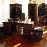 Ting Shao Kuang's furniture