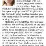 Award Nominee Laura McHolm, NorthStar Moving's Director of Marketing and Co-founder