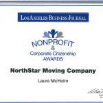 Laura McHolm was nominated for the 2013 Nonprofit and Corporate Citizenship Awards