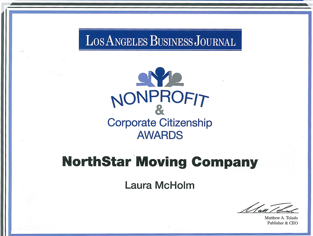 Nonprofit And Corporate Citizenship Awards