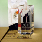 The Award In Our Office!