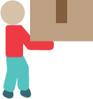 Art and Piano Moving Icon