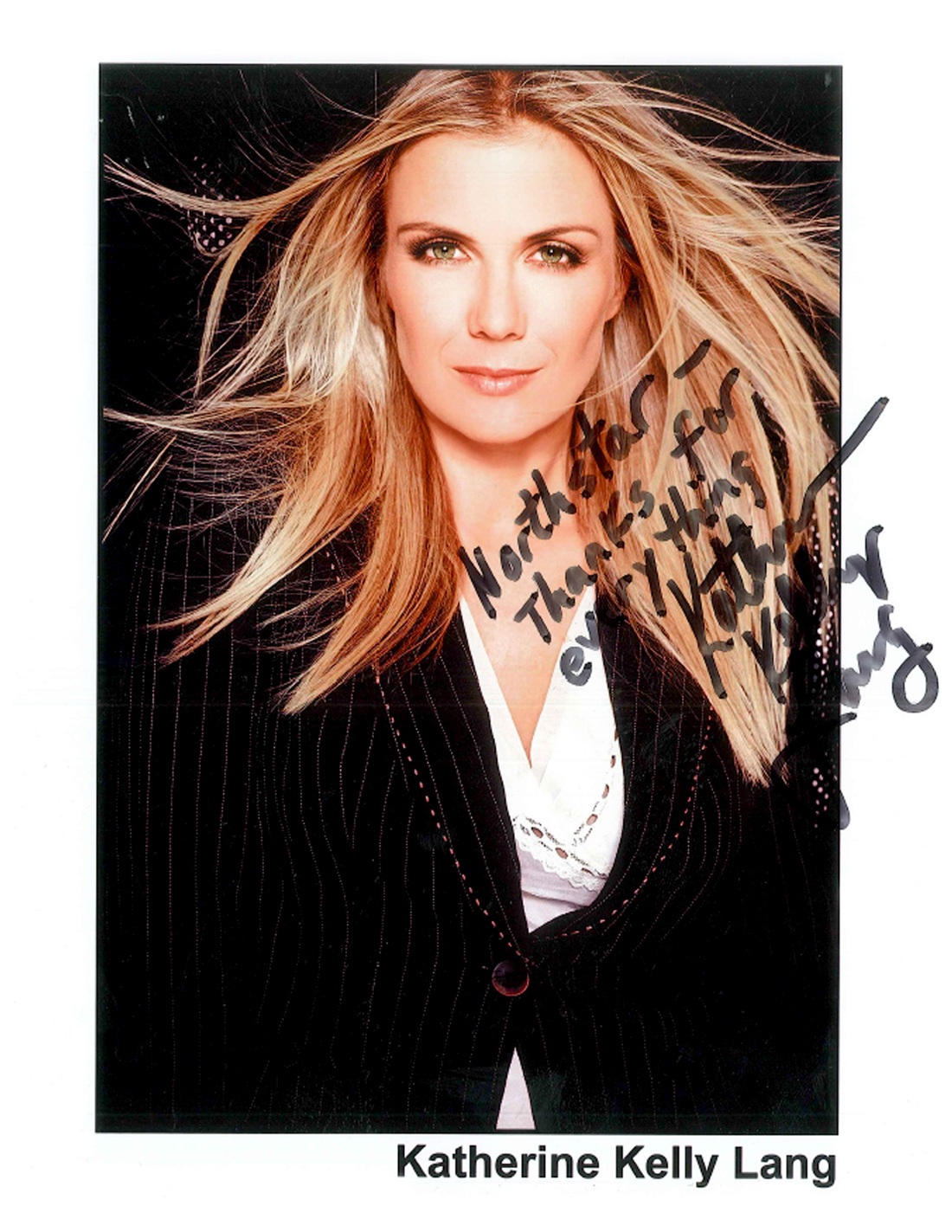Review By Katherine Kelly Lang