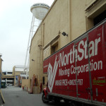 NorthStar Moving truck Sony Pictures backlot