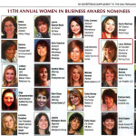 The nominees in the San Fernando Valley Business Journal