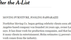 Going After the A-List: Businesses Pursue Celebrity Clients
