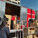 NorthStar Moving Movers at Children's Hospital Los Angeles