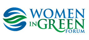 women in green forum logo